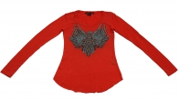 Красная кофточка Rock&Roll CowGirl для ярких девушек. Красавицы, заказывайте!