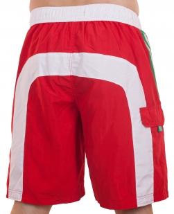 Красные спортивные шорты для мужчин (George, Великобритания) по выгодной цене
