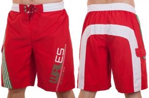 Красные спортивные шорты для мужчин (George, Великобритания) с доставкой