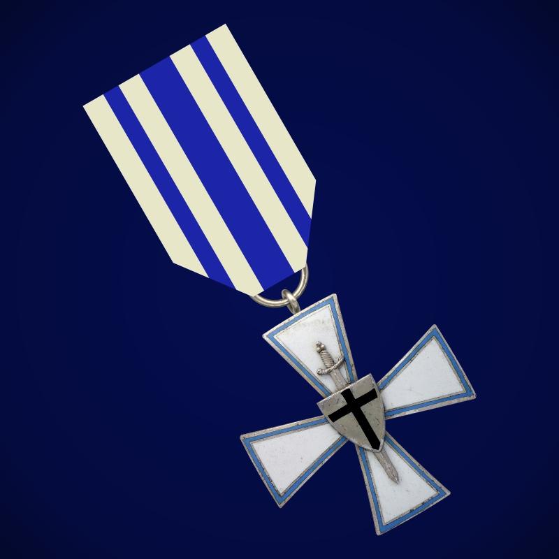 Крест Балтийского Ландвера