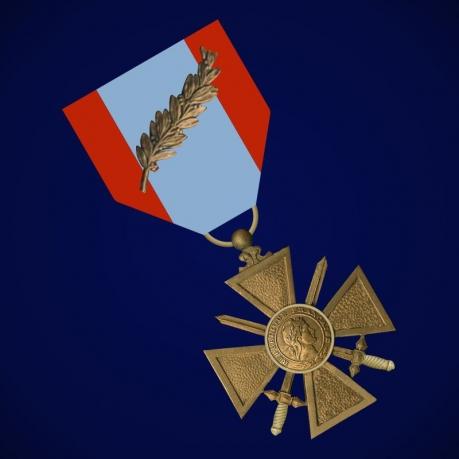 Крест За участие во внешних операциях (Франция)