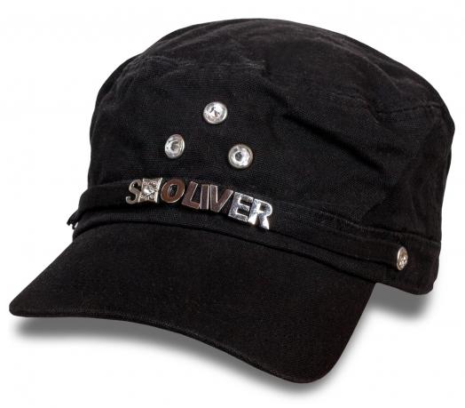 Крутая кепка S.Oliver.