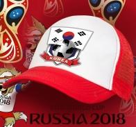 Крутая летняя бейсболка сборной Южной Кореи