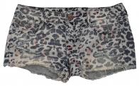 Крутые леопардовые шорты American Eagle