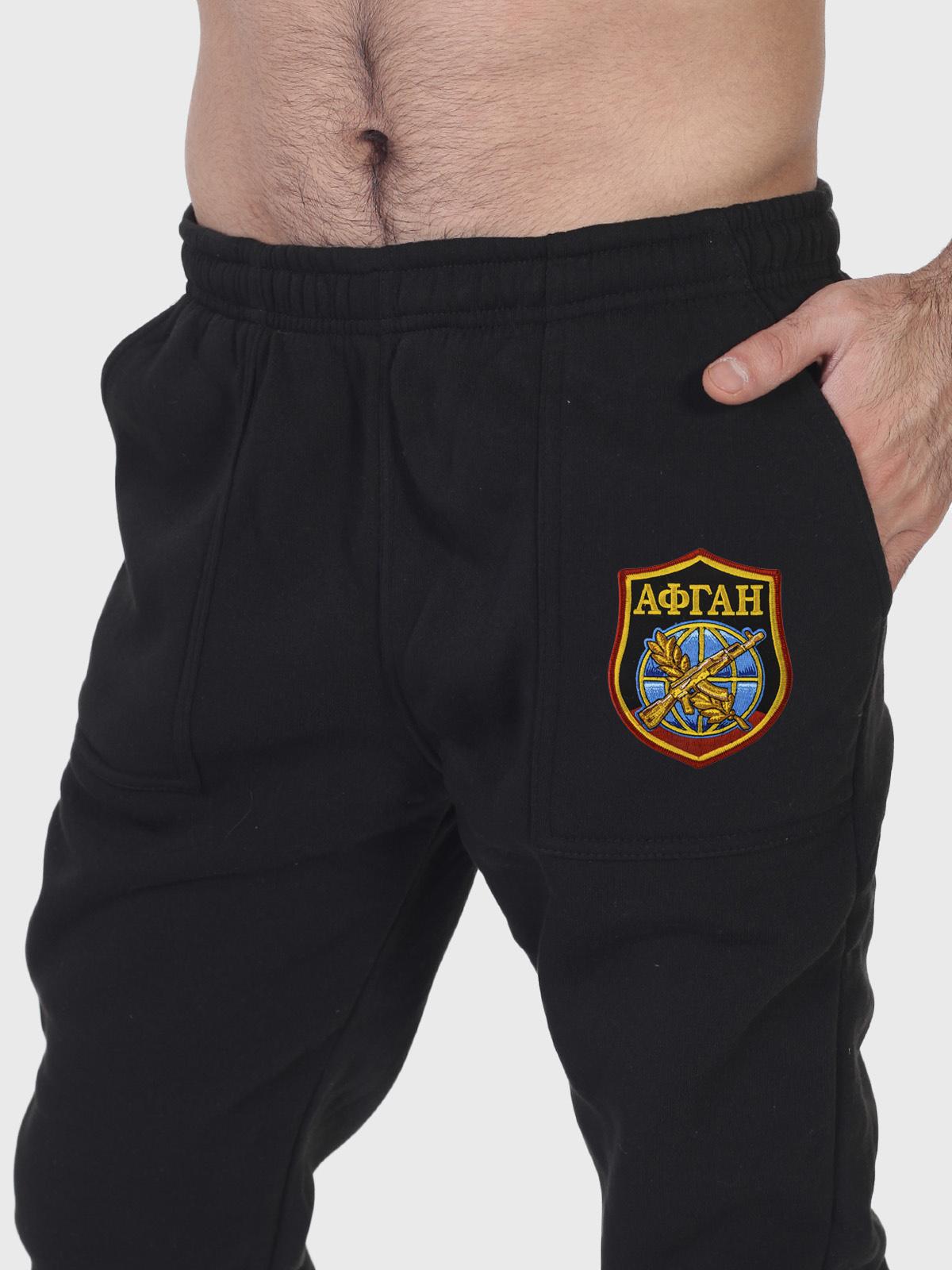 """Крутые спортивные штаны """"Афган"""" - теплые и удобные"""