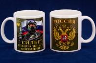 """Кружка """"ССО России"""""""