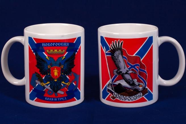 Кружка Свободная Новороссия