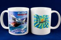Кружка «ВВС Миг-29»