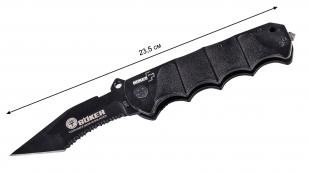 Культовый складной нож Boker Plus 263 - размер