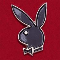 """Культовый значок """"Playboy"""""""