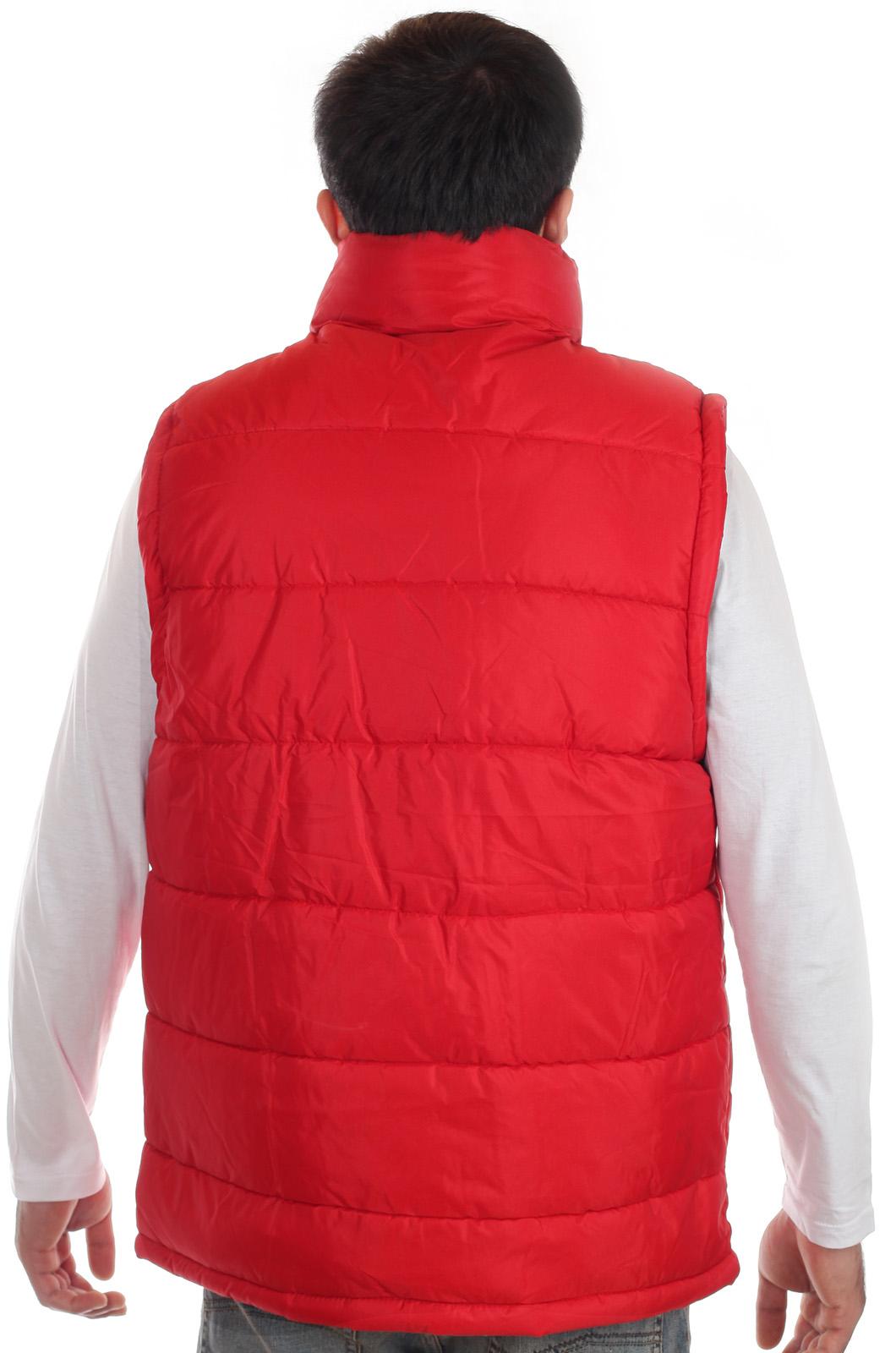 Купить синтепоновую куртку безрукавку в интернет магазине
