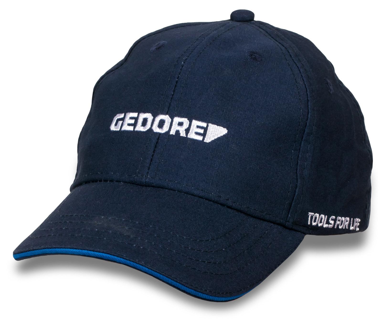 Купить лаконичную кепку Gedore по низкой цене