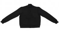 Лаконичная куртка удобной модели с наружными швами