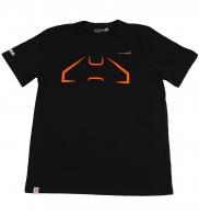 Лаконичная мужская футболка от Dubai® для спорта и отдыха