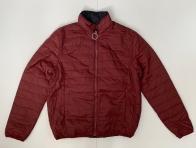 Легкая бордовая куртка для мужчин