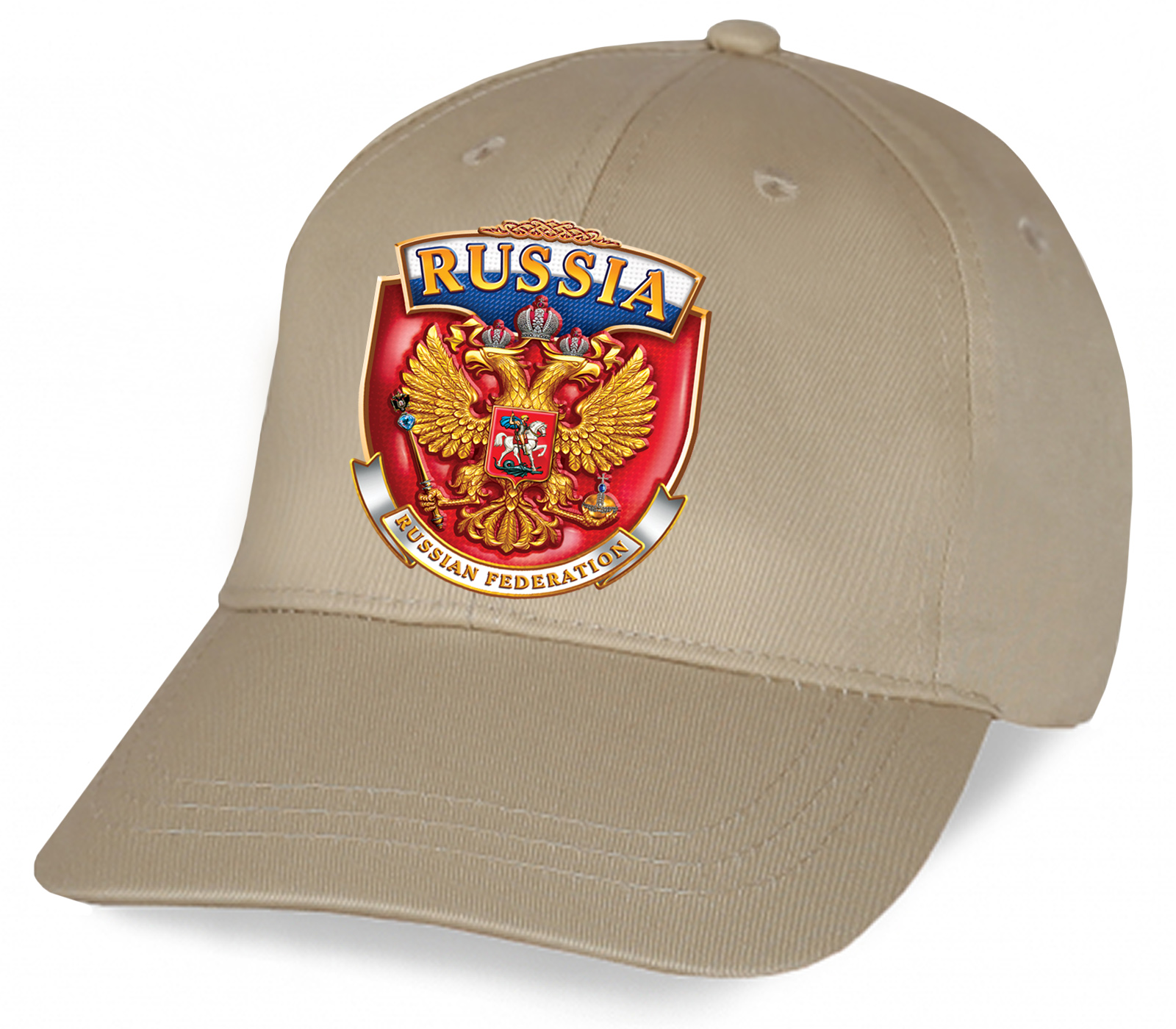 Купить летнюю бейсболку «Россия» к Чемпионату мира по футболу