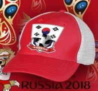 Летняя фанатская бейсболка сборной Кореи