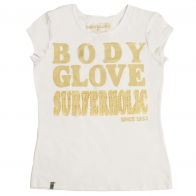 Летняя футболка для девушки от бренда Body Glove®