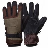 Лыжные спортивные перчатки (на флисе и тинсулейте)
