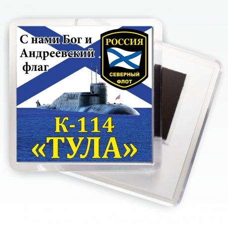 Магнитик К-114 «Тула»