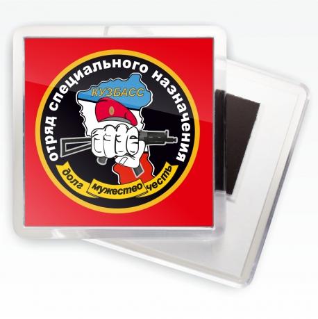Магнит Спецназ ВВ Кузбасс
