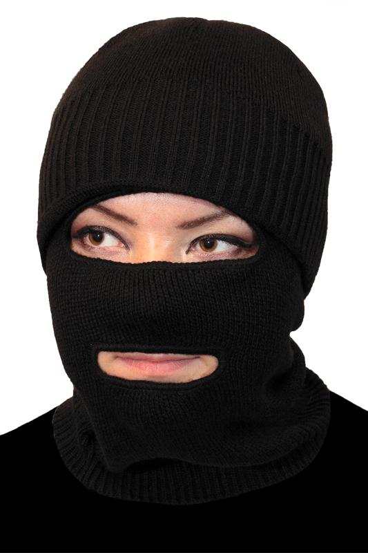 Шапочка-маска в комплекте