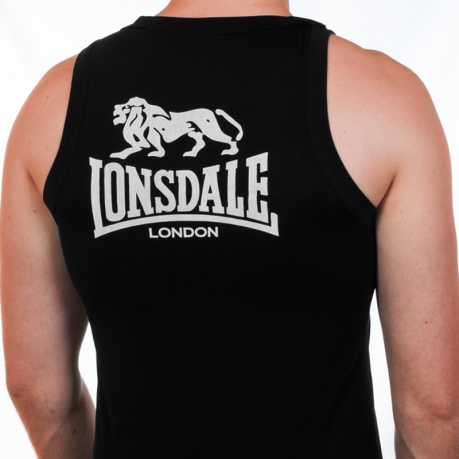 Майка «Lonsdale» чёрные