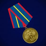 Медаль «За отличие в службе в органах наркоконтроля» 1 степени