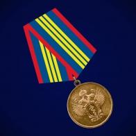 Медаль «За отличие в службе в органах наркоконтроля» 3 степени