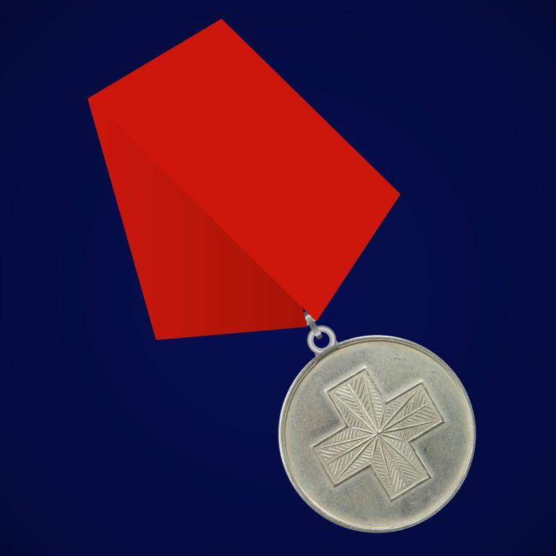 """Медаль Красного креста """"В память русско-японской войны 1904-1905 гг."""""""