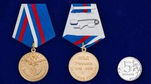 """Заказать медаль """"Вневедомственная охрана. 60 лет"""""""