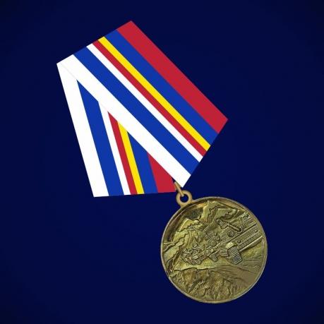 """Медаль """"За принуждение к миру. Август 2008"""""""