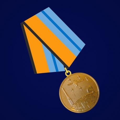 """Медаль """"За службу в Космических войсках"""""""