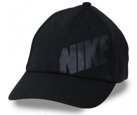 Меговская чёрная кепка для мужчин любого возраста