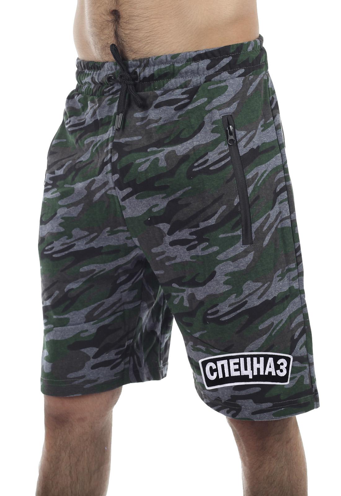 Купить в военторге камуфляжные шорты для Спецназа
