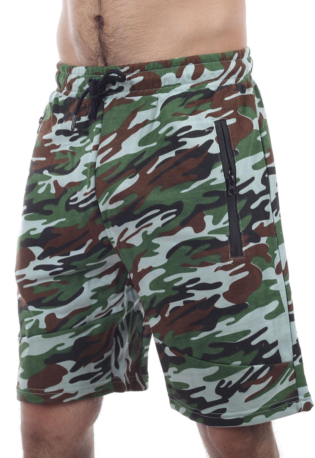 Купить в военторге Москвы мужские милитари шорты