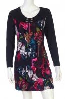 Купить милое платье с бабочками от бренда Marie Claire