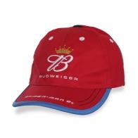 Модерновая кепка BUDWEISER