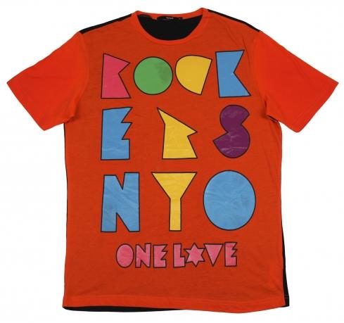 Модная футболка от Splash. Стильная модель для яркого отдыха