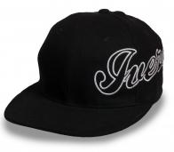 Модная кепка снепбек с надписью