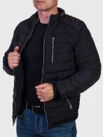 Модная мужская демисезонная куртка Bull Staff