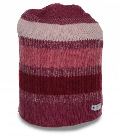 Модная женская шапка Neff. Яркая модель в современной дизайне. Мода может быть комфортной, заказывай!