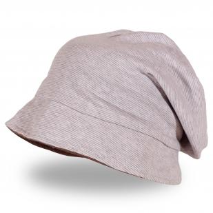 Модная женская шляпка. Двусторонняя модель