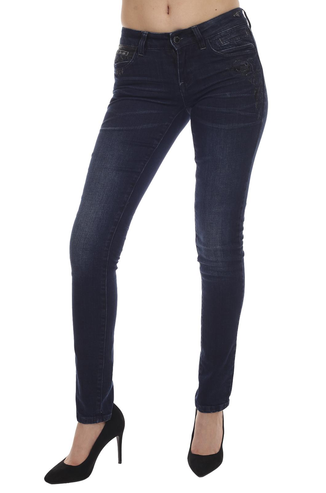 Купить в интернет магазине синие женские джинсы L.M.V.