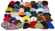 Модные шапки для женщин и мужчин: 117 штук по100 рублей