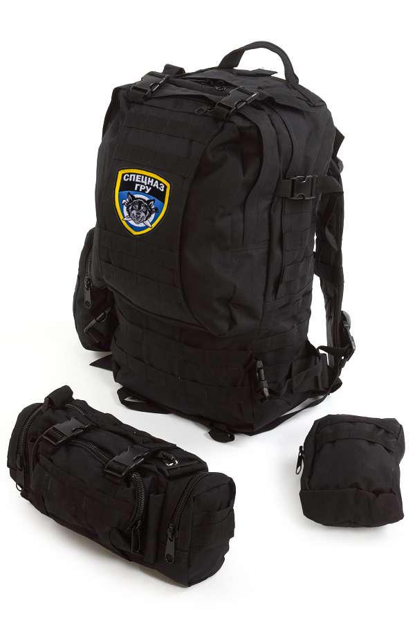 Модульные сумки и рюкзаки Спецназа ГРУ