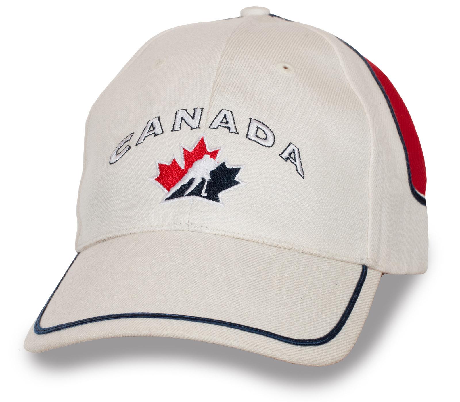 Молодежная бейсболка CANADA