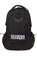 Молодежный городской рюкзак с нашивкой Полиция