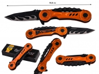 Мотоциклетный нож Easy Rider Orange