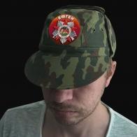 Мужская кепка-афганка